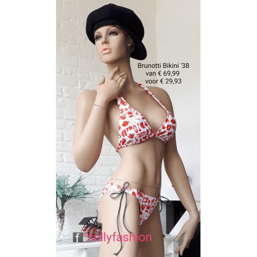 Korting tot 75% !!! Nieuw & 100% Origineel!!! Brunotti Bikini '38 van € 69,99 voor € 29,93