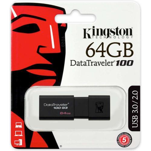 Kingston DataTraveler 100 64GB USB Stick
