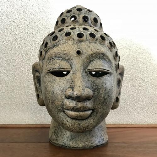 Buddha (geschikt voor waxineverlichting van binnen)