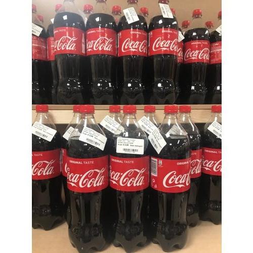 Coca Cola 1,5 liter fles