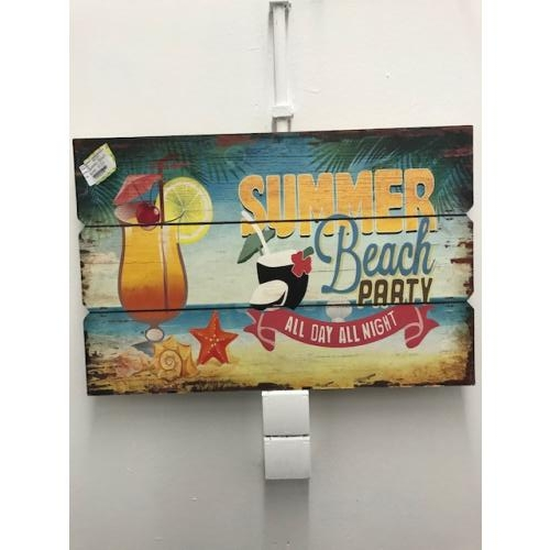 Summer Beach bord
