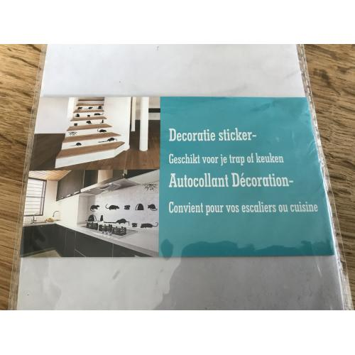 Decoratie stickers