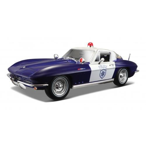 chevrolet corvette police uit1965