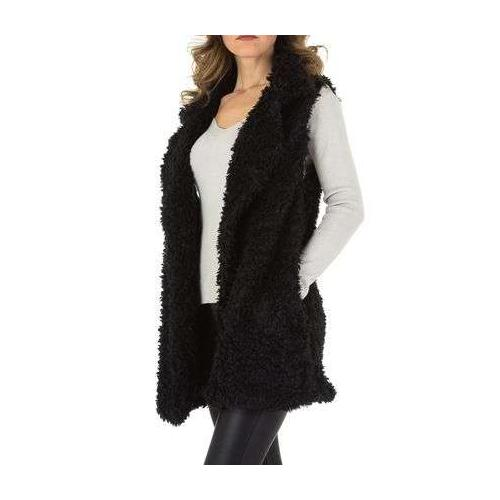 Fluffie vest one size