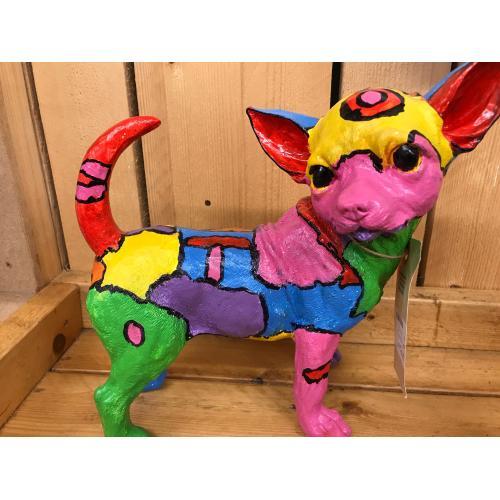 Beschilderde hond