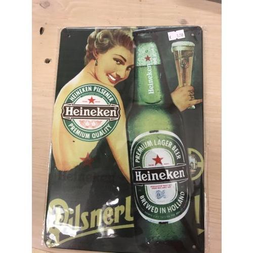 Bord Heineken