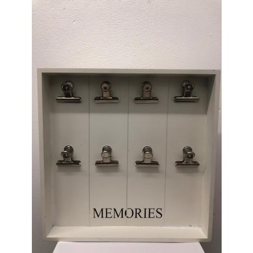 Memories decoratie voor kaarten of foto's
