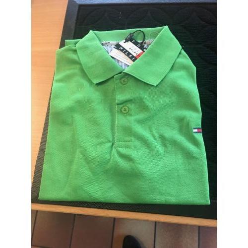 polo shirt groen maat s