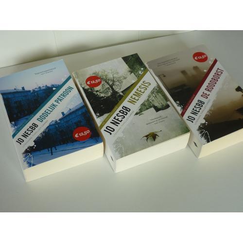 Jo Nesbo: complete Oslo trilogie