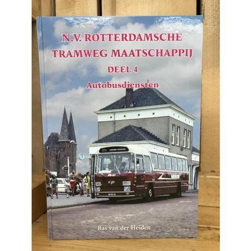 RTM boek - deel 4 (Autodiensten van de RTM)
