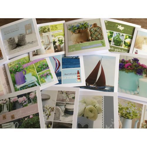 Fotokaarten 11voor €10
