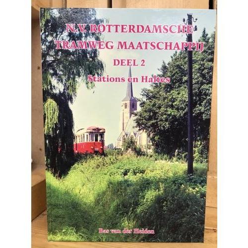 RTM boek deel 2 - (Stations en haltes)