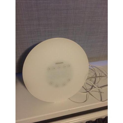 Philips wake up light radio