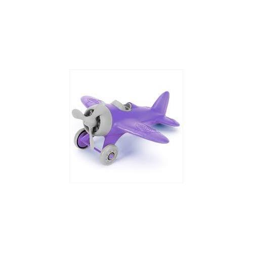 Green Toys Vliegtuig Paars