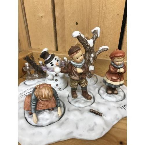 Ot en Sien | Sneeuwpret