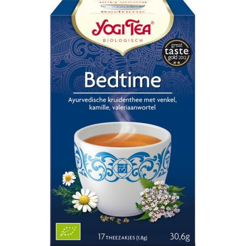 Bedtime thee