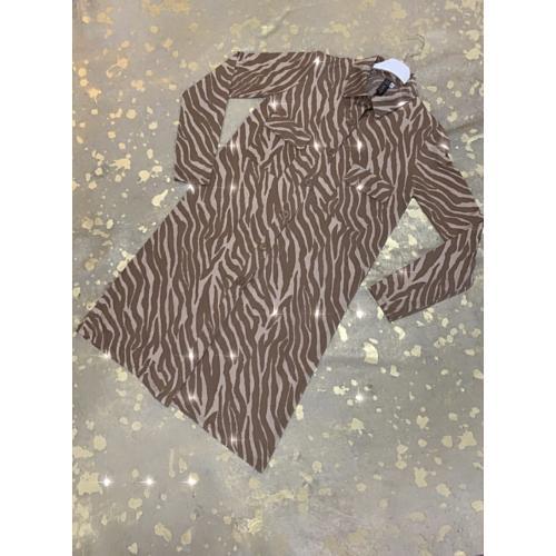 IZ Naiz zebra blouse