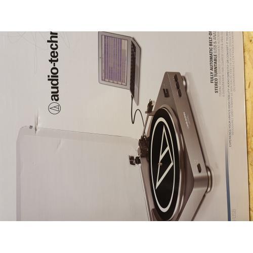 Audio technicus platen speler