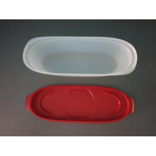 Tupperware bewaardoos voor droge worst
