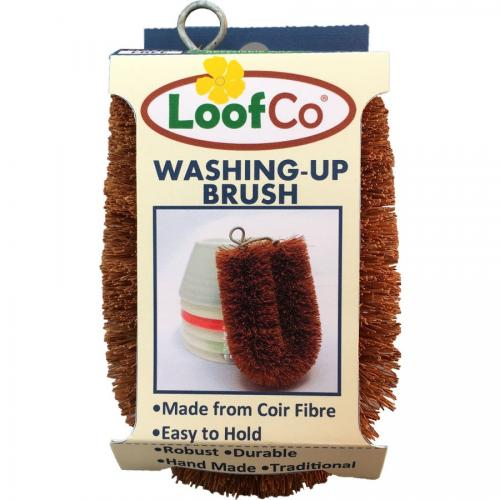 Loofco afwas (afwasborstel kokosvezels)