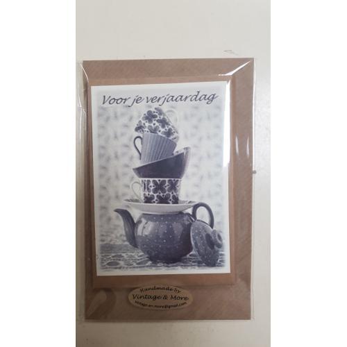 Vintage Tea for 2