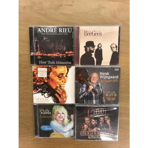 Diverse cd's vanaf 2 euro