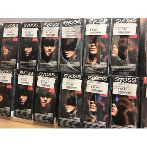 Syoss haarverf 3-pack