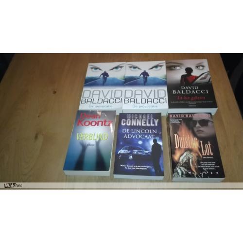 Boeken te koop