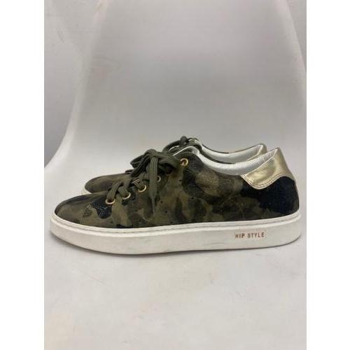 HIP sneakers groen camo