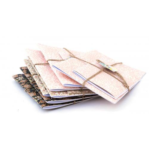 A5 en A6 notitieboekjes
