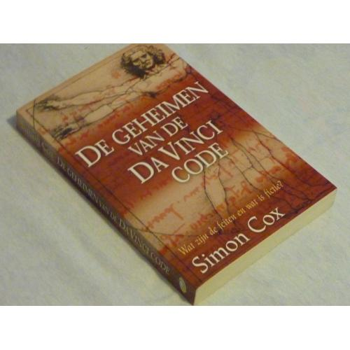 Simon Cox: de geheimen van de Da Vinci Code  (Dan Brown)
