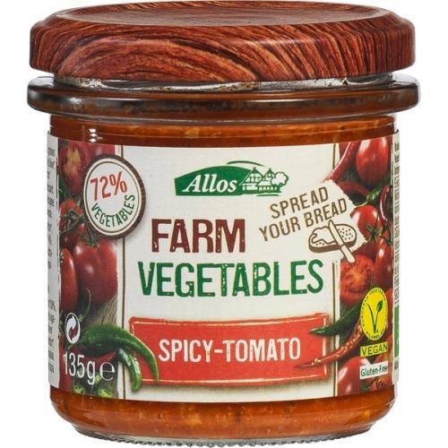 Allos pittige tomaat