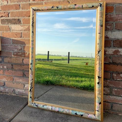 Geslepen spiegel