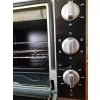 Inventum OV606CS zwarte vrijstaande oven