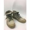 Beige Palladium schoenen